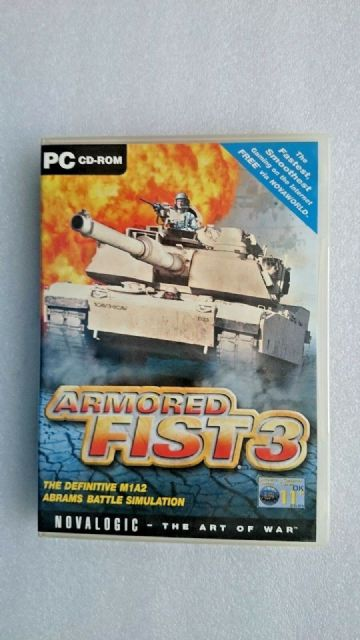 Armored Fist 3 (PC: Windows, 1999)